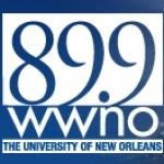 Logo da emissora Radio WWNO HD2 89.9 FM