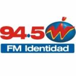 Logo da emissora Radio Identidad 94.5 FM