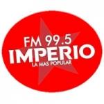 Logo da emissora Radio Imperio 99.5 FM