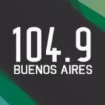 Logo da emissora Radio JCB 104.9 FM