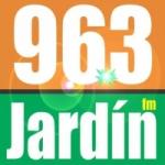 Logo da emissora Radio Jardin 96.3 FM
