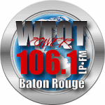 Logo da emissora Radio WTQT 106.1 FM