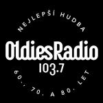 Logo da emissora Oldies Radio Olympic 103.7 FM