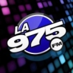 Logo da emissora Radio La 97.5 FM