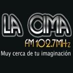 Logo da emissora Radio La Cima 102.7 FM