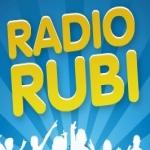 Logo da emissora Rubi 97.1 FM