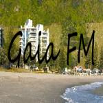 Logo da emissora Gaia 107 FM