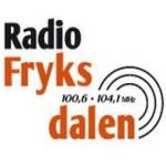 Logo da emissora Fryksdalen 100.6 FM