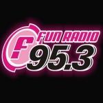 Logo da emissora Fun Radio 95.3 FM