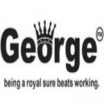 Logo da emissora George 88.3 FM