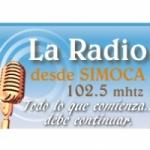 Logo da emissora La Radio 102.5 FM
