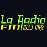 Logo da emissora La Radio 103.3 FM