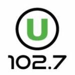 Logo da emissora Radio Urbana 102.7 FM