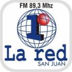 Logo da emissora Radio La Red 89.3 FM