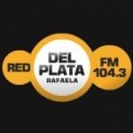 Logo da emissora Radio Red del Plata Rafaela 104.3 FM