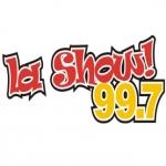 Logo da emissora Radio La Show 99.7 FM