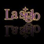 Logo da emissora Radio La Siglo 104.1 FM