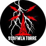 Logo da emissora Radio La Torre 91.9 FM