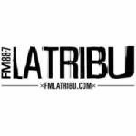 Logo da emissora Radio La Tribu 88.7 FM