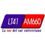 Logo da emissora Radio La Voz 660 AM