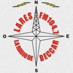 Logo da emissora Radio Lares 104.7 FM