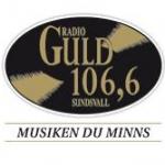 Logo da emissora Guld 106.6 FM