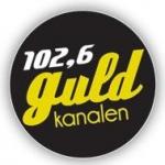 Logo da emissora Guldkanalen 102.6 FM