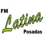 Logo da emissora Radio Latina 101.1 FM