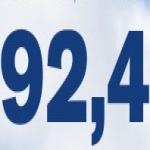 Logo da emissora Mariestad 92.4 FM