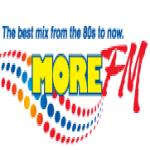 Logo da emissora More 98.9 FM