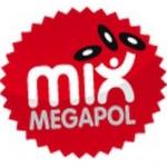 Logo da emissora Mix Megapol Goteborg 107.3 FM