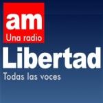 Logo da emissora Radio Libertad 1100 AM