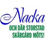 Logo da emissora Nacka 99.9 FM