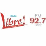Logo da emissora Radio Libre 92.7 FM