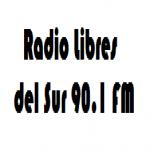 Logo da emissora Radio Libres del Sur 90.1 FM