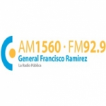 Logo da emissora Radio LT11 Gral F Ramirez 1560 AM