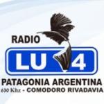 Logo da emissora Radio Alfa 101.7 FM