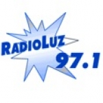 Logo da emissora Radio Luz 97.1 FM