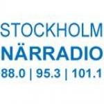 Logo da emissora Stockholm Narradio 2 95.3 FM