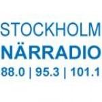 Logo da emissora Stockholm Narradio 3 101.1 FM