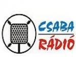 Logo da emissora Csaba 104 FM
