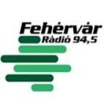 Logo da emissora Fehervar Radio 94.5 FM