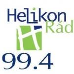 Logo da emissora Helikon Radio 99.4 FM