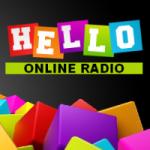 Logo da emissora Hello Radio 101.4 FM