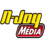 Logo da emissora N-Joy Marcali 88.0 FM
