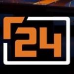 Logo da emissora Radio 24 102.9 FM