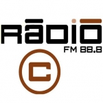 Logo da emissora Radio C 88.8 FM
