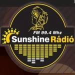 Logo da emissora Sunshine 99.4 FM