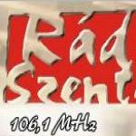 Logo da emissora Szentes 106.1 FM