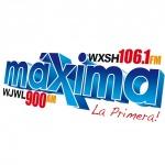Logo da emissora Radio WJWL 900 AM